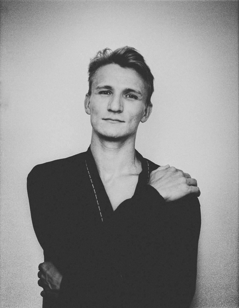Ein Portrait des Tänzers Martin Schirbel