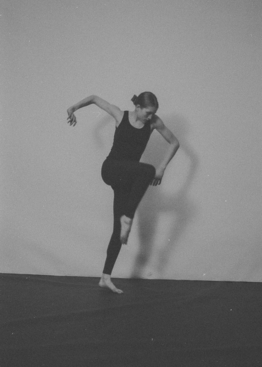 Laura Burgener tanzt
