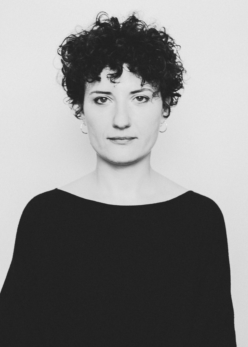 Ein Portrait von Ilinca Höpfner