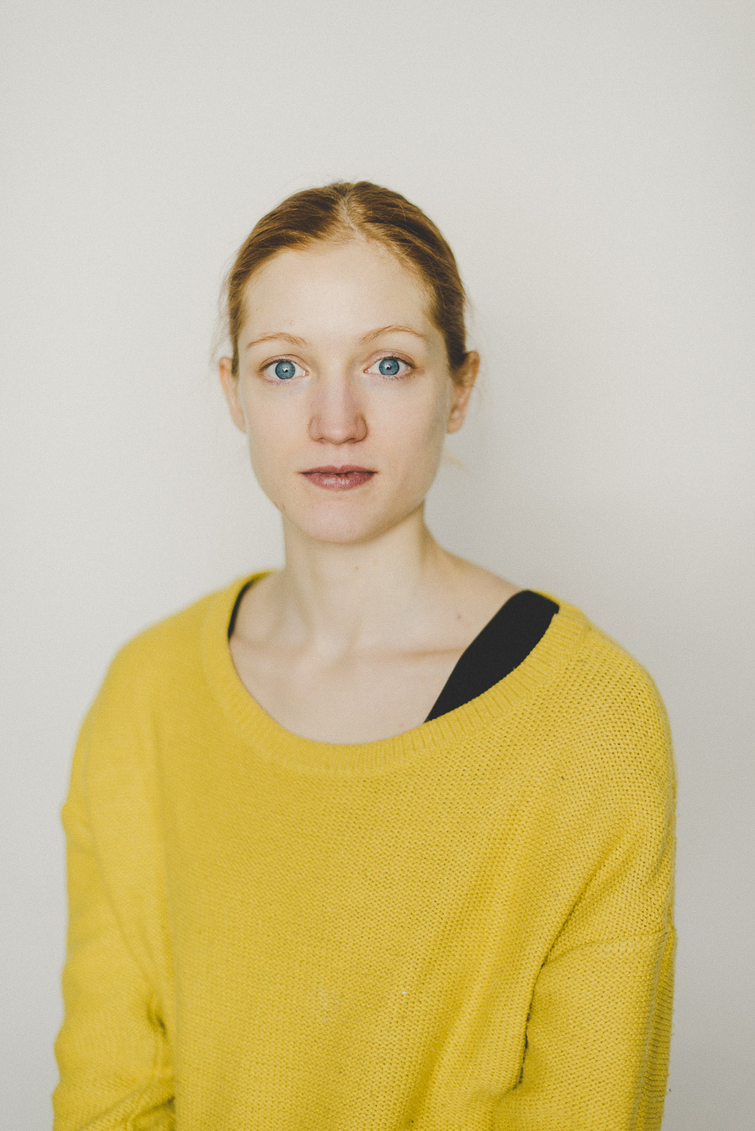 Dancer Laura Burgener