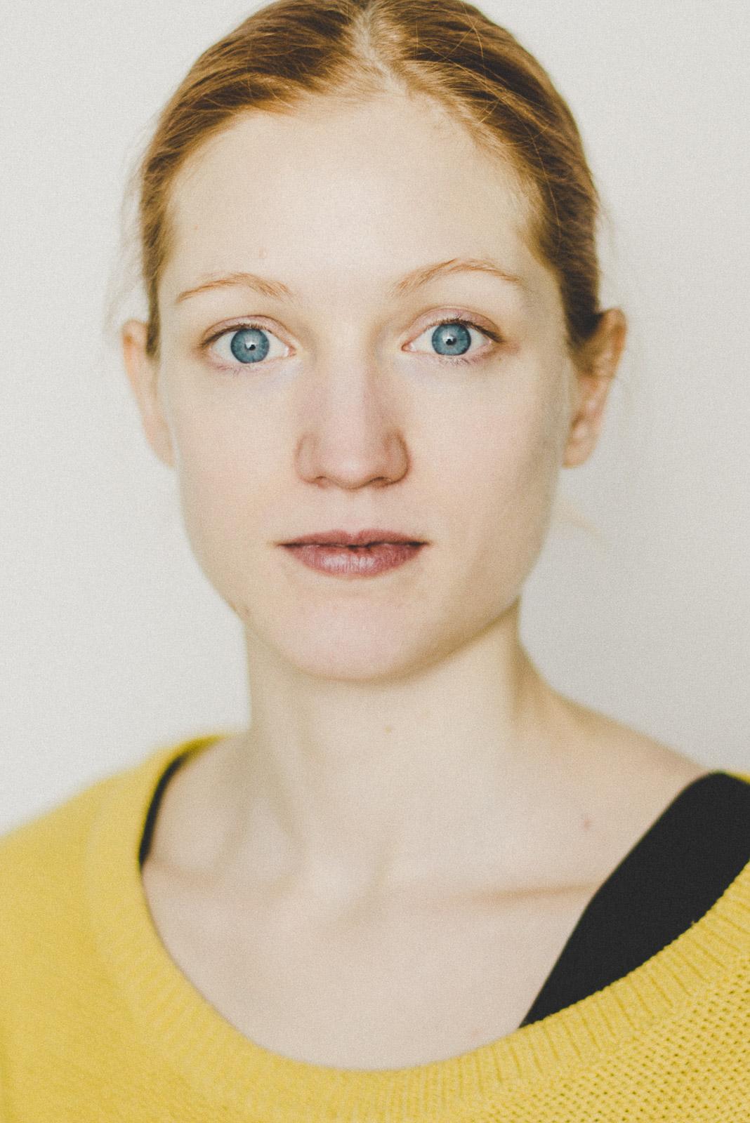 Laura Burgener Portrait