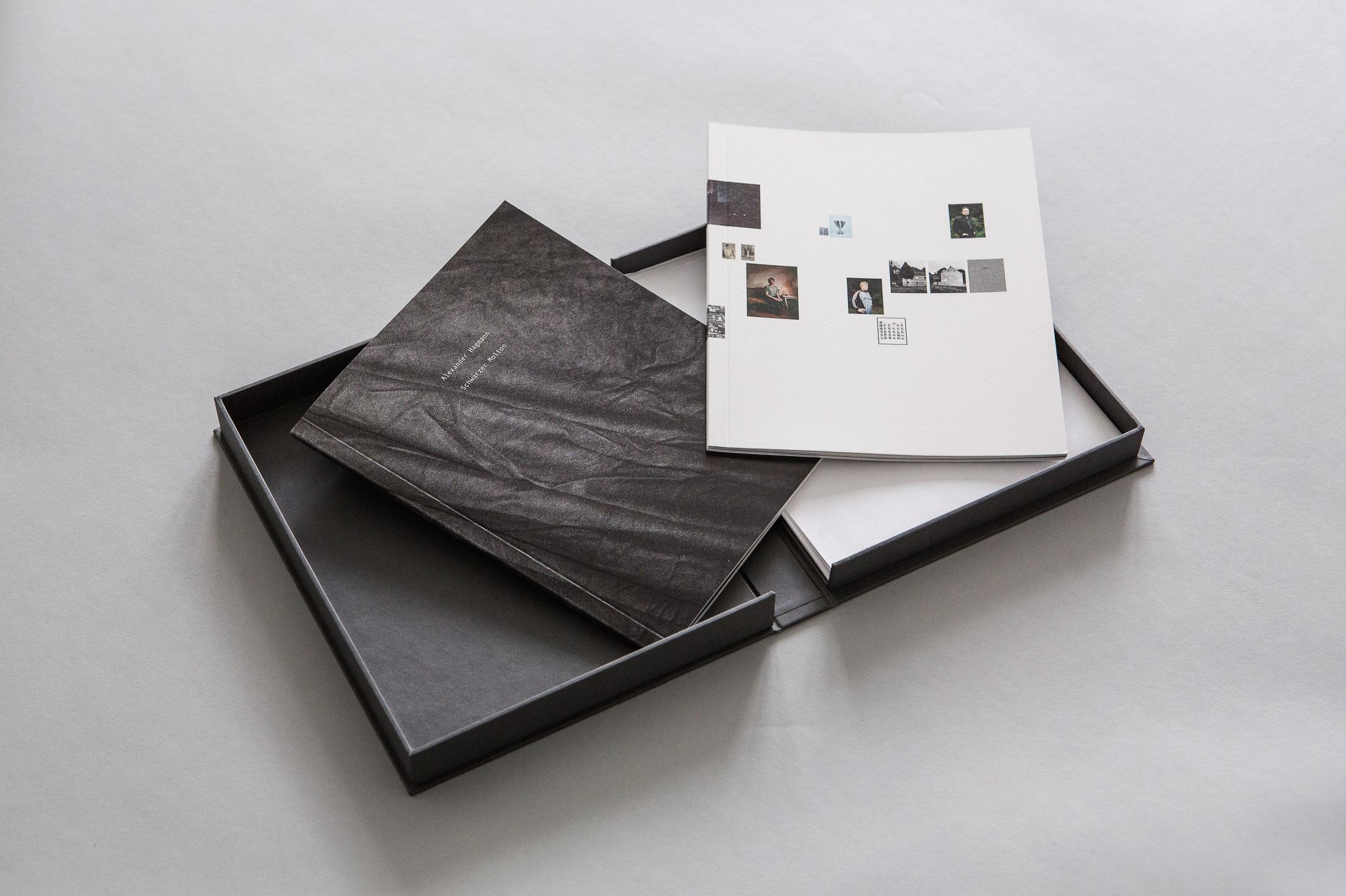 Inhalt Buchkassette